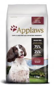 Applaws Hund Adult Chicken/Lamb Small&Medium 7,5 kg