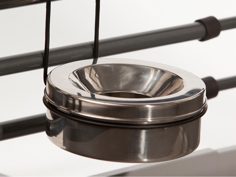 MIMSafe Waterbowl Stainless 1,2 liter