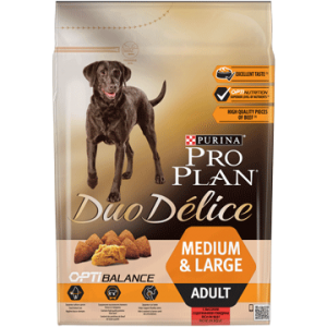 PRO PLAN Adult Duo Delice Beef-OPTIBALANCE 10kg