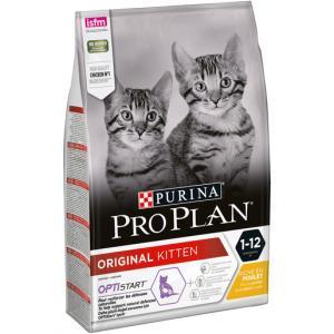 Pro Plan Cat Original Kitten Chicken 3kg