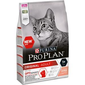 PP Cat Adult OPTISENSES Salmon 3kg