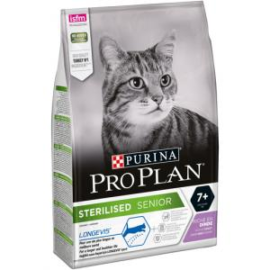 Pro Plan Cat Sterilised 7+ Turkey 10kg