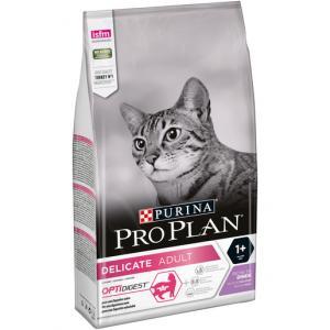 Pro Plan Cat Delicate Turkey 10kg