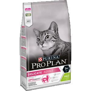 Pro Plan Cat Delicate Lamm 10kg
