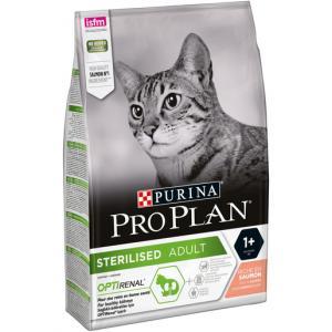 Pro Plan Cat Sterilised Salmon 3kg