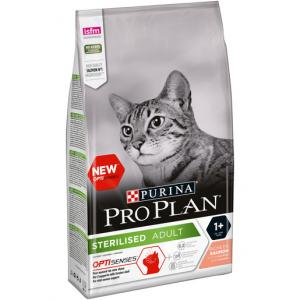 Pro Plan Cat Sterilised OPTISENSE Salmon 10kg