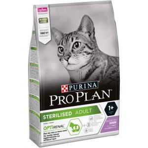 Pro Plan Cat Sterilised Turkey 3kg