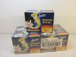 LATZ Sensations Extras Välsmakande rätter 12-p
