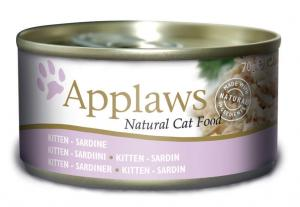 Applaws Kitten konserv Sardin 70g
