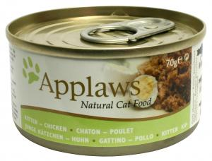 Applaws Kitten konserv Chicken 70g
