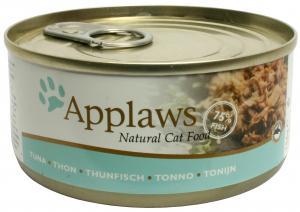 Applaws katt konserv Tuna Fillet 156g