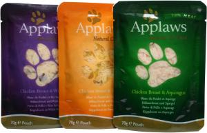 Applaws katt Påse Chicken Multimix 12x70g