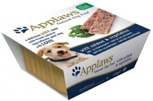 Applaws hund Paté Salmon+Vegetables 150g