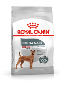 Medium Dental Care 10kg