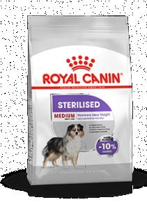 Medium sterilised 10kg